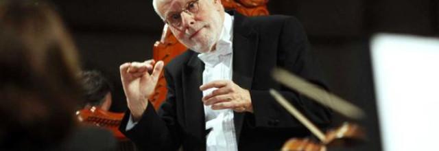 Ton Koopman dirige l'OPRF dans Rameau, Mozart et Beethoven
