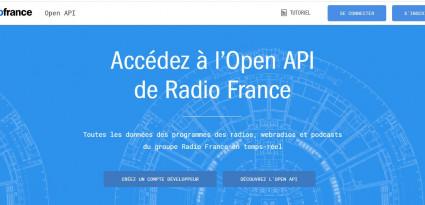 Participez à la création de la radio de demain avec l'Open API de Radio France