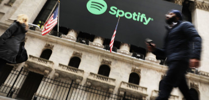 Spotify rachète Gimlet Media et Anchor