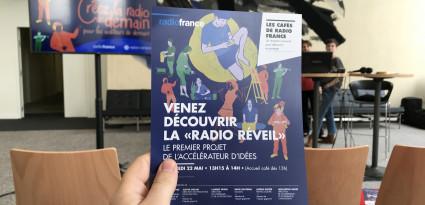 Accélérateur d'idées : bilan du 1er dispositif d'intraprenariat Radio France