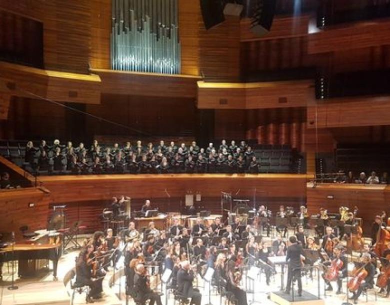 Festival Présences 2019 : Wolfgang Rihm – De Profundis