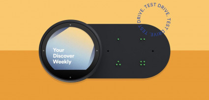 Spotify teste son «Car Thing» en voiture