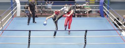«Une fille qui boxe» – Round 4/5