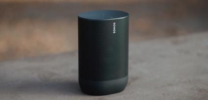 Plus de place pour la radio dans les enceintes Sonos