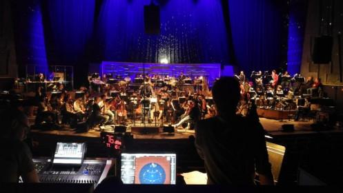 L'Orchestre national de France • Crédits : France Culture - Radio France