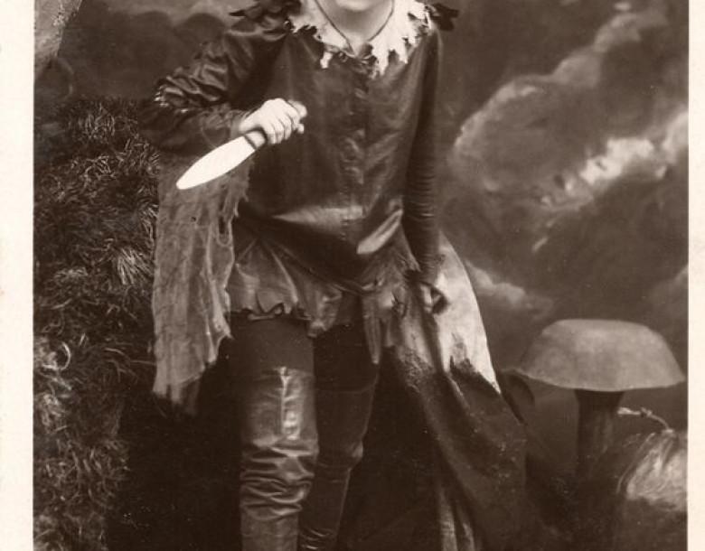 Peter Pan ou le garçon qui ne grandissait pas