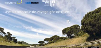 OPEN INNOVATION : Waynote teste la diffusion en voiture de podcasts Radio France géolocalisés