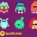 Spotify Kids arrive en France