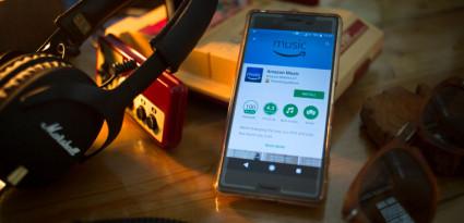 Amazon Music se met aux podcasts