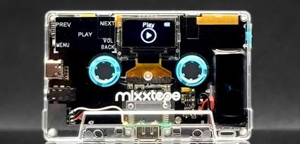 Mixxtape : la cassette du futur