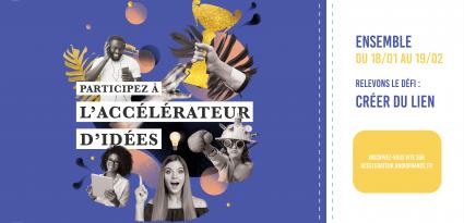 Intraprenariat : lancement de la 3ème saison de l'Accélérateur d'idées