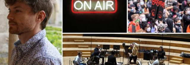 « On Air » – Basile Chassaing