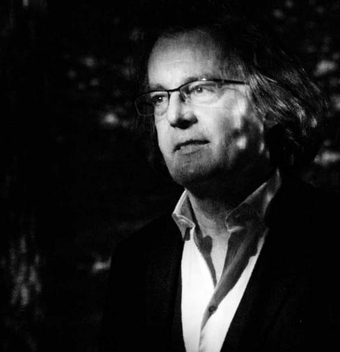 Photo du compositeur Pascal Dusapin par Marthe Lemelle