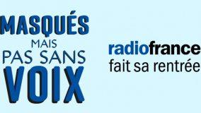 Rentrée radiophonique des antennes de Radio France 2020-2021