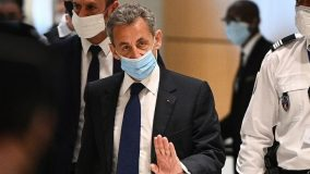 Nicolas Sarkozy - Anne-Christine Poujoulat AFP