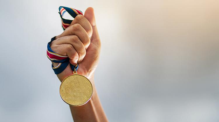 Medaille Getty apong Chaipanya EyeEm