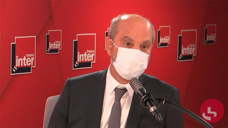 copie écran Jean Michel Blanquer France Inter 1er septembre